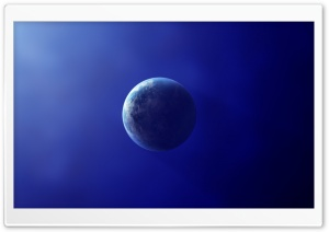 Another Blue Planet HD Wide Wallpaper for Widescreen
