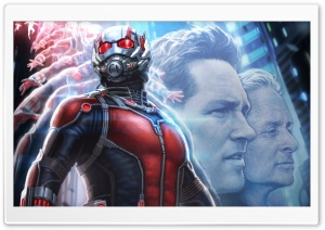 Ant Man HD Wide Wallpaper for Widescreen