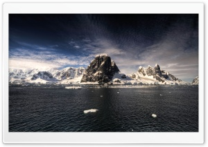 Antarctica HD Wide Wallpaper for 4K UHD Widescreen desktop & smartphone