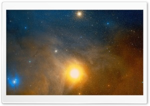 Antares Stars HD Wide Wallpaper for 4K UHD Widescreen desktop & smartphone