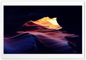 Antelope Canyon HD Wide Wallpaper for Widescreen
