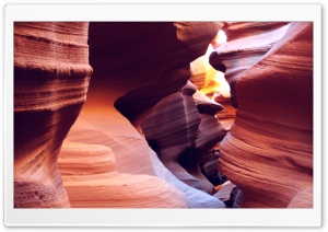 Antelope Canyon HD Wide Wallpaper for 4K UHD Widescreen desktop & smartphone