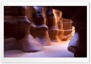 Antelope Canyon, Arizona HD Wide Wallpaper for 4K UHD Widescreen desktop & smartphone