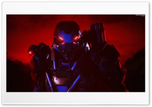 Anthem Video Game Ultra HD Wallpaper for 4K UHD Widescreen desktop, tablet & smartphone