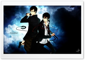 Ao no Exorcist HD Wide Wallpaper for Widescreen