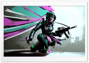 APB Reloaded HD Wide Wallpaper for Widescreen