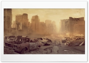 Apocalypse HD Wide Wallpaper for Widescreen