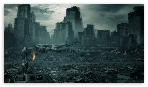 Apocalypse Ultra Hd Desktop Background Wallpaper For 4k Uhd