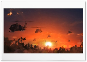 Apocalypse Now HD Wide Wallpaper for Widescreen