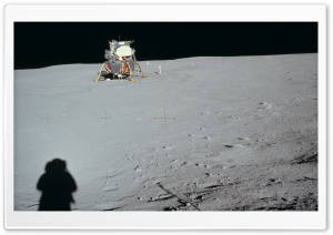 Apollo 11 Mission HD Wide Wallpaper for Widescreen