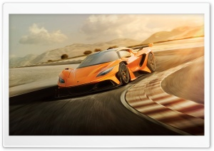 Apollo Arrow Car HD Wide Wallpaper for Widescreen