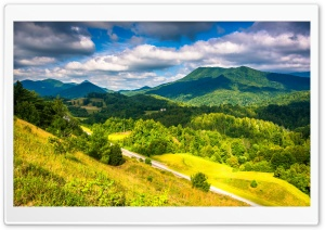 Appalachian Mountains USA HD Wide Wallpaper for Widescreen