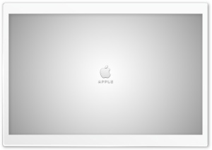 Apple HD Wide Wallpaper for Widescreen