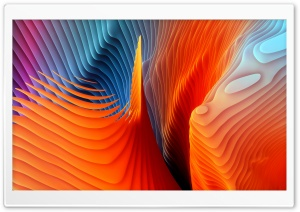 Apple Abstract HD Wide Wallpaper for Widescreen