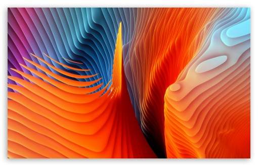 Apple Abstract 4k Hd Desktop Wallpaper For Wide Ultra