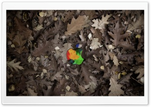 Apple Art Logo Ultra HD Wallpaper for 4K UHD Widescreen desktop, tablet & smartphone