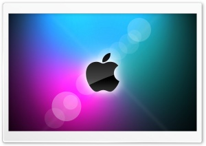 Apple Background HD Wide Wallpaper for Widescreen