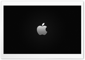 Apple Carbon HD Wide Wallpaper for Widescreen