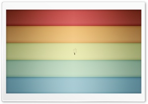 Apple Color Shades HD Wide Wallpaper for Widescreen