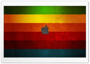 Apple Colorful Ultra HD Wallpaper for 4K UHD Widescreen desktop, tablet & smartphone