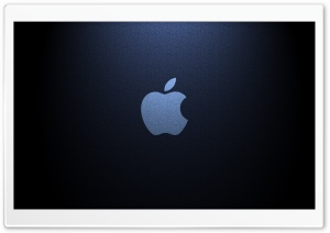 Apple Denim HD Wide Wallpaper for Widescreen