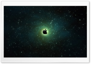 Apple Galaxy HD Wide Wallpaper for Widescreen