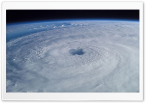Apple Hurricane HD Wide Wallpaper for Widescreen