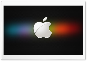 Apple Inc. HD Wide Wallpaper for Widescreen