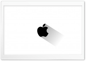 Apple Logo HD Wide Wallpaper for Widescreen