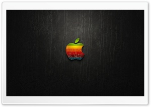 Apple Mac HD Wide Wallpaper for Widescreen