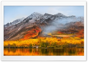 Apple Mac OS X High Sierra - Extended HD Wide Wallpaper for Widescreen
