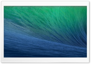 Apple Mac OS X Mavericks HD Wide Wallpaper for Widescreen