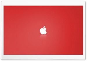 Apple MAC OS X Red Ultra HD Wallpaper for 4K UHD Widescreen desktop, tablet & smartphone