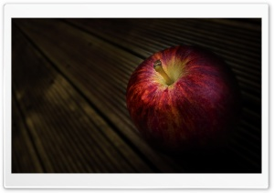 Apple, Macro HD Wide Wallpaper for Widescreen