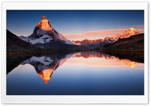 Apple Mountain Ultra HD Wallpaper for 4K UHD Widescreen desktop, tablet & smartphone
