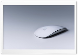Apple Mouse Design Ultra HD Wallpaper for 4K UHD Widescreen desktop, tablet & smartphone
