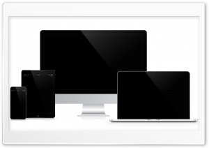 Apple Products Design Ultra HD Wallpaper for 4K UHD Widescreen desktop, tablet & smartphone