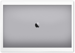 Apple Space Grey HD Wide Wallpaper for Widescreen