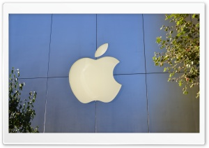 Apple Store - The Grove HD Wide Wallpaper for Widescreen