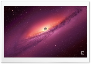 Apple Univers HD Wide Wallpaper for Widescreen
