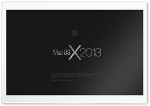 Apple WWDC 2013 - CS9 Fx Design HD Wide Wallpaper for Widescreen