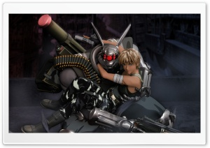 Appleseed HD Wide Wallpaper for Widescreen