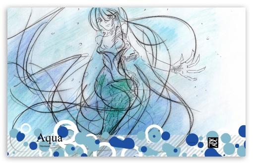 Aqua ❤ 4K UHD Wallpaper for Wide 16:10 5:3 Widescreen WHXGA WQXGA WUXGA WXGA WGA ; Mobile 5:3 - WGA ;