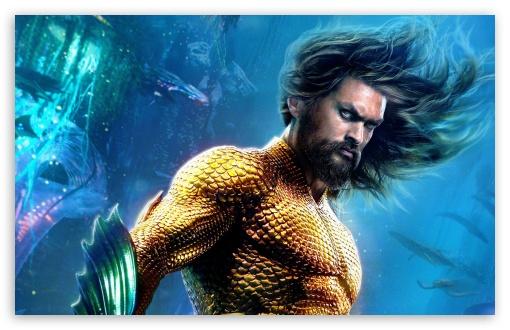 24+ Aquaman Wallpaper 4K