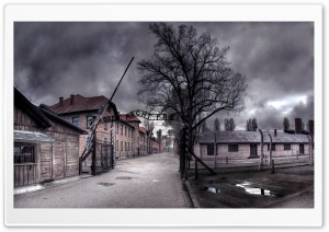 Arbeit Macht Frei HD Wide Wallpaper for Widescreen