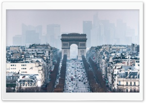 Arc de Triomphe de ltoile HD Wide Wallpaper for Widescreen