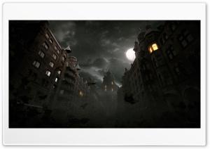 Arcane Nights HD Wide Wallpaper for 4K UHD Widescreen desktop & smartphone