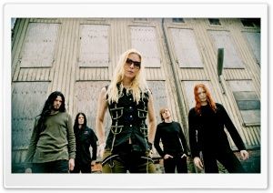 Arch Enemy HD Wide Wallpaper for Widescreen