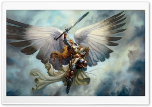 Archangel Ultra HD Wallpaper for 4K UHD Widescreen desktop, tablet & smartphone