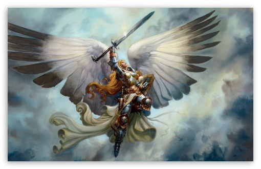 Archangel HD wallpaper for Standard 4:3 5:4 Fullscreen UXGA XGA SVGA QSXGA SXGA ; Wide 16:10 5:3 Widescreen WHXGA WQXGA WUXGA WXGA WGA ; HD 16:9 High Definition WQHD QWXGA 1080p 900p 720p QHD nHD ; Other 3:2 DVGA HVGA HQVGA devices ( Apple PowerBook G4 iPhone 4 3G 3GS iPod Touch ) ; Mobile VGA WVGA iPhone iPad PSP Phone - VGA QVGA Smartphone ( PocketPC GPS iPod Zune BlackBerry HTC Samsung LG Nokia Eten Asus ) WVGA WQVGA Smartphone ( HTC Samsung Sony Ericsson LG Vertu MIO ) HVGA Smartphone ( Apple iPhone iPod BlackBerry HTC Samsung Nokia ) Sony PSP Zune HD Zen ; Tablet 2 Android ;